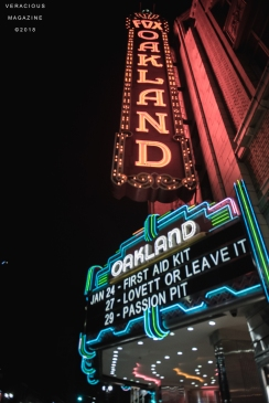 First Aid Kit at Fox Theater, Oakland - by Robert Alleyne-15