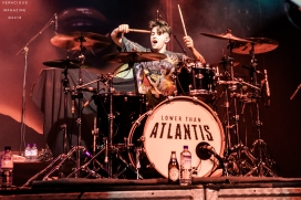 Lower Than Atlantis - Sleeping With Sirens - Melbourne - 22.04.18 12