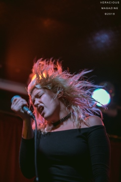 The Nectars, at The Monarch, London by Robert Alleyne-06