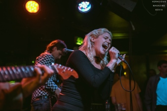 The Nectars, at The Monarch, London by Robert Alleyne-09