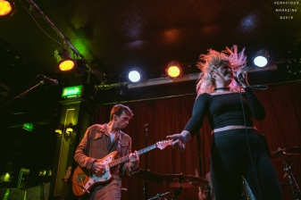 The Nectars, at The Monarch, London by Robert Alleyne-12