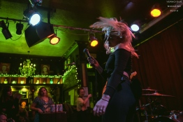 The Nectars, at The Monarch, London by Robert Alleyne-20