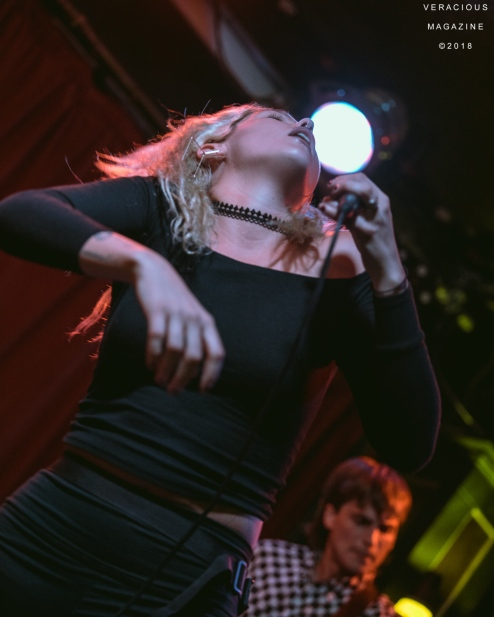 The Nectars, at The Monarch, London by Robert Alleyne-26